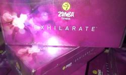 Hi,I have about 30 zumba exilarate sets that I am
